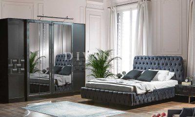 Jaguar Siyah Yatak Odası