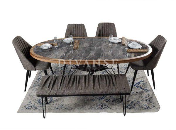 Loft Yemek Masası