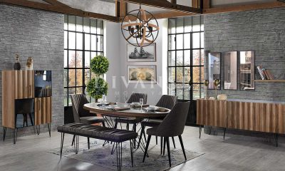 Loft Yemek Odası