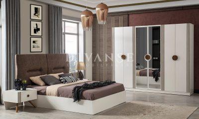 sedef yatak odası