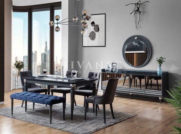 puma yemek odası