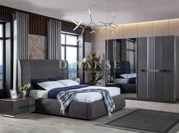 sarp yatak odası