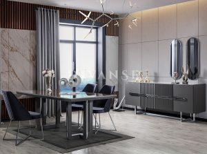 sarp yemek odası