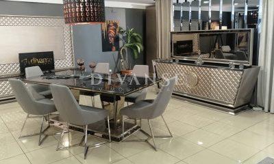 luxury yemek odası