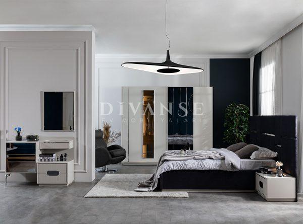 delon yatak odası
