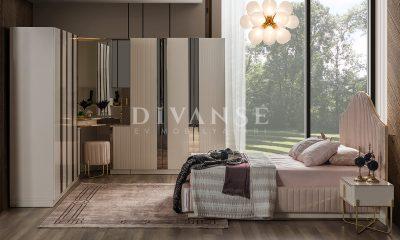 arora köşe yatak odası