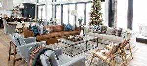 Büyük Salonlar İçin Ev Dekorasyonu Nasıl Yapılır?