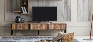 tv ünitesi dekorasyon fikirleri