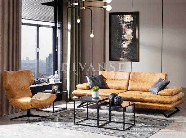polo modern koltuk takımı
